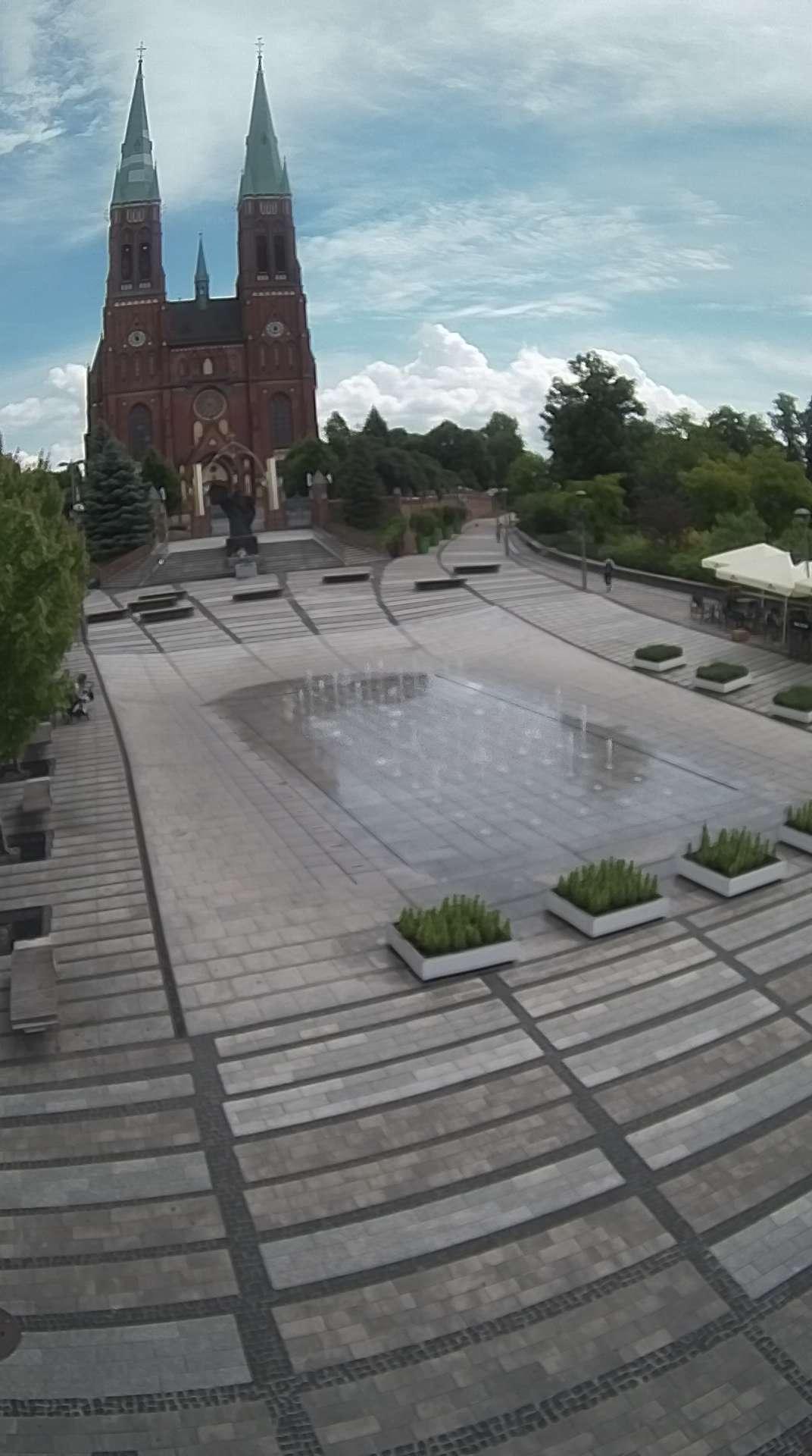 obraz z kamery - Plac Jana Pawła II